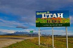 Recepción a Utah - vida elevada imágenes de archivo libres de regalías