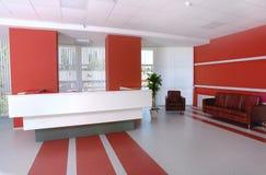 recepcion επιχειρησιακών γραφείων Στοκ Εικόνα