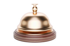 Recepcyjny dzwon, 3D rendering Obraz Royalty Free