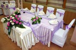 recepcyjny ślub zdjęcia stock