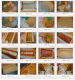 Recept van Varkensvleespastei Royalty-vrije Stock Fotografie