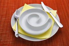 Recepten voor Internet stock fotografie