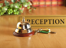 Reception Royalty Free Stock Image