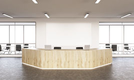 Reception area Stock Photography
