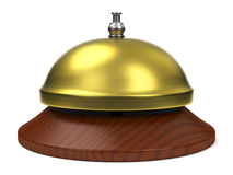 Reception Bell Royalty Free Stock Photography