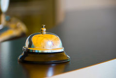 Reception bell Royalty Free Stock Image