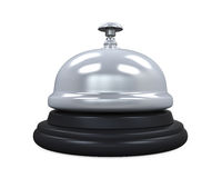 Reception Bell Isolated Royalty Free Stock Photo