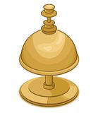 Reception Bell royalty free illustration