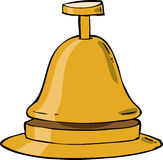 Reception bell Stock Image
