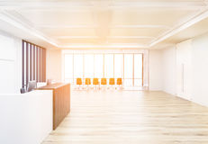 Reception and conference room toning Stock Photos