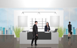 Reception Royalty Free Stock Photos