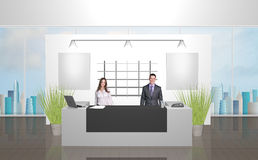 Reception Stock Photography