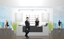 Reception Royalty Free Stock Photography