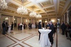 Reception hall Royalty Free Stock Photos