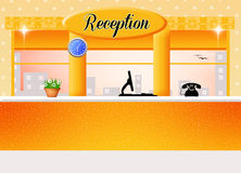 Reception Royalty Free Stock Images