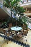 Reception of NH Parque Central. Havana. Cuba Stock Images