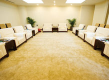 Reception room Royalty Free Stock Image