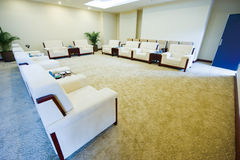 Reception room Royalty Free Stock Images