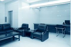Reception room Royalty Free Stock Photography