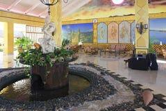 Reception in Sol Cayo Largo. Hotel. Cuba Royalty Free Stock Photo