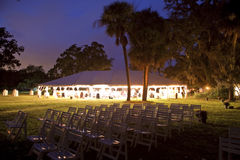 Free Reception Tent Stock Photo - 11528930