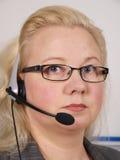 Receptionist Immagine Stock Libera da Diritti
