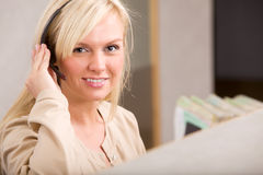 Receptionist Stock Photos