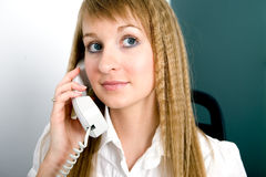 Receptionist Stock Images