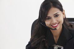 Receptionist Royalty Free Stock Image