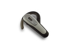 Receptor de cabeza de Bluetooth Imagenes de archivo