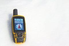 Receptor de GPS Fotografia de Stock Royalty Free
