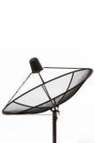 Receptor de la TV vía satélite Imágenes de archivo libres de regalías