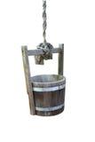 Receptor de papel de agua aislado Fotografía de archivo libre de regalías