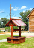 Receptor de papel de madera Fotografía de archivo libre de regalías