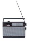 Receptor de rádio Imagem de Stock Royalty Free