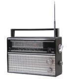 Receptor de rádio Fotografia de Stock Royalty Free
