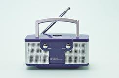 Receptor de radio de FM imágenes de archivo libres de regalías