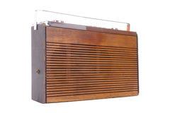 Receptor de radio viejo foto de archivo libre de regalías