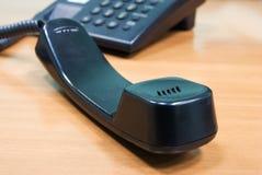 Receptor de teléfono Fotografía de archivo libre de regalías