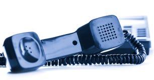 Receptor de telefone imagens de stock