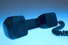 Receptor del teléfono fotografía de archivo libre de regalías