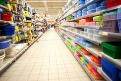 Receptores plásticos Imagem de Stock