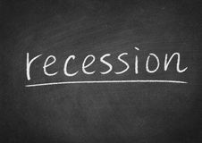 recession fotos de stock