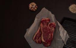 Receta perfecta para la dieta del carnívoro imagen de archivo