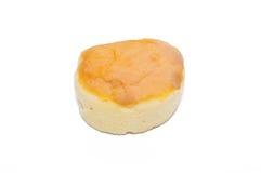 Recette philippine de gâteau mousseline de Mamon Photo stock
