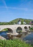 Rech, Ahr dolina, Niemcy Zdjęcie Royalty Free