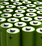Rechargeable Battery Royalty Free Stock Photo