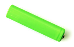 Rechargeable battery stock images