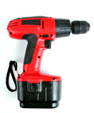 Rechargeable Drill. Royalty Free Stock Images