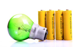 Rechargeable energy Royalty Free Stock Photography